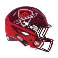 San Antonio Commanders football helmet