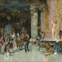Fortuny: Friends and Followers