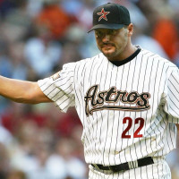 Roger Clemens Astros point