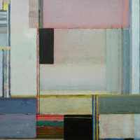 Conduit Gallery presents Robert Jessup: Square - New Paintings from 2018