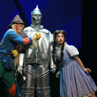 National tour cast of The Wizard of Oz