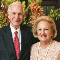 J. Davis Hamlin and Margot B. Perot