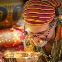 Dr. DREAM and 333 Tibetan Healing Bowls