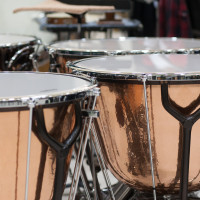 <i>Percussion Ensembles I & II</i>
