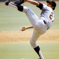 Juan Marichal Ken Hoffman TriStar baseball pitcher