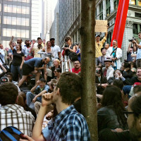 All Day All Week: An Occupy Wall Street Story (film still)
