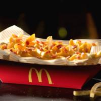 Drive-Thru Gourmet - McDonald's cheesy fries