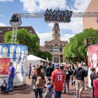 Main St. Fort Worth Arts Festival