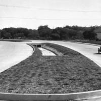 Austin Highway at Broadway, circa 1935.