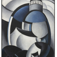 Ida O'Keeffe, Variation on a Lighthouse Theme