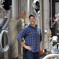 Andrew Shelton of Hi Sign Brewing