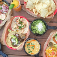 Torchy's Tacos overhead