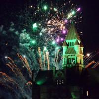 Sulphur Springs fireworks