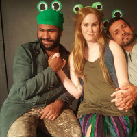 The Overtime Theater presents Frog's Legs: Love Among the Lily Pads
