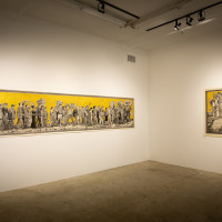 Sandow Birk and Elyse Pignolet: American Procession