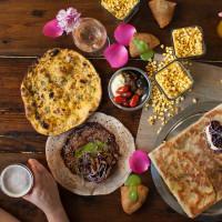 Pondicheri food spread