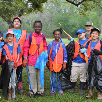 Rivers, Lakes, Bays n' Bayous Trash Bash