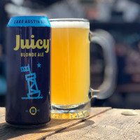 Lake Austin Ales Juicy Blonde Launch
