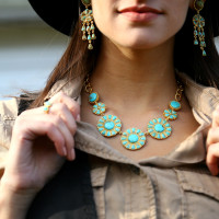 Where to shop rodeo Christina Greene turquoise