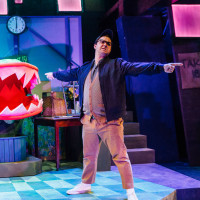 Stages Repertory Theatre presents Little Shop of Horrors