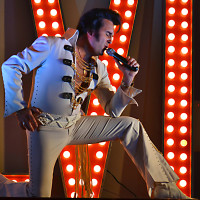 A Tribute to Elvis with Kraig Parker