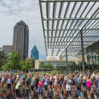 Dallas Yoga & Fitness Festival