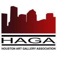 Houston Art Gallery Association Logo