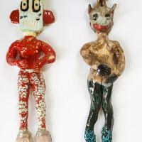 "Conduit Gallery presents Saraï Delfendahl: ""The Models"""