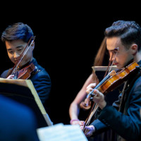 KINETIC & Friends: a chamber music and market pop up