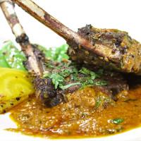 Verandah Progressive Indian Restaurant lamb chop