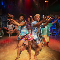Firehouse Theatre presents Once on This Island