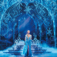 National tour of Frozen