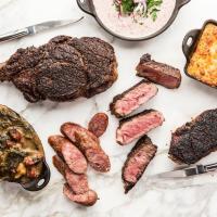 Steak, cuts, Georgia James, Chris Shepherd