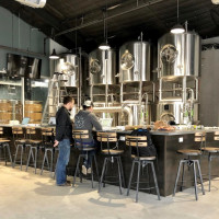 True Anomaly Brewing Company tap room