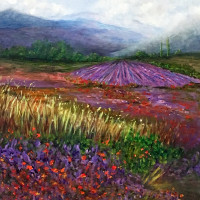 Giddens Gallery of Fine Art presents Ruth Francis: The Labyrinth of My Mind