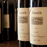 Groth Wine Pairing Dinner