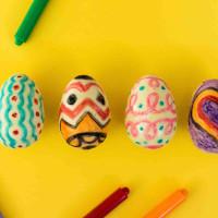Easter Egg Decorating Event