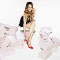 Sarah Jessica Parker promo shoes