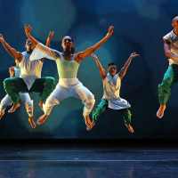 TITAS/Dance Unbound: Ronald K. Brown/Evidence
