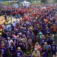 Alzheimer's Association's Charity Challenge