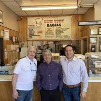 New York Deli Coffee Shop Bagel Shop Jay Kornhaber Ed Gavrila Michael Saghian