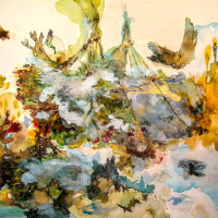 "Lowell Boyers: ""Inscapes"" opening reception"