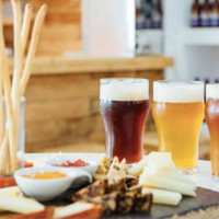 Cheese + Beer = Cheers