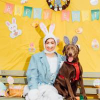 Ultimate Easter Tennis Ball Hunt