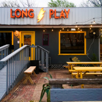 The Long Play Lounge Austin