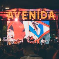Party on the Plaza, Avenida Houston