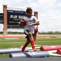 2019 Houston Texans Play Safe Clinic