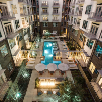 The Monarch Fort Worth apartments