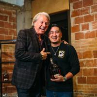 Tuan Pham, Dean Fearing, Tastemaker Awards Dallas