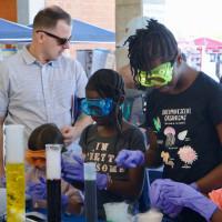 13th Annual Rockit Into The Future Science Festival